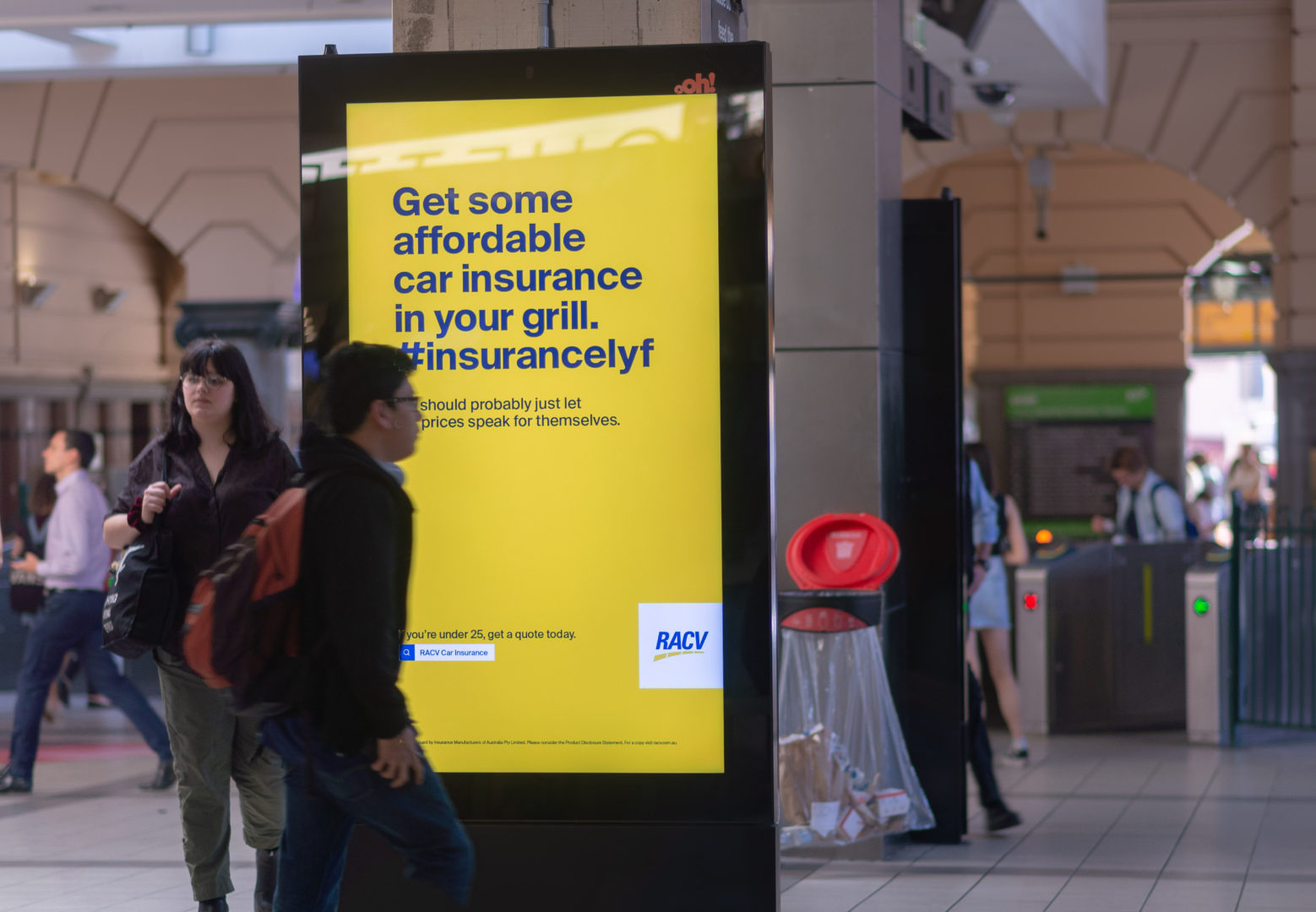 RACV Under 25 Car Insurance — By All Means